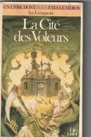 Rare Livre De Jeu Un Livre Dont Vous êtes La Cité Des Voleurs      1985 - Jeux De Société