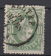BELGIË - OBP - 1869/83 - Nr 30 - DCa (AELTRE) - Coba + 8 € - 1869-1883 Leopold II