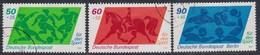 BRD-Germany 1980 / Mi: 1046-48 / Xy832 - [7] République Fédérale