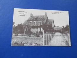 Claude SUEUR Cartes Postales Anciennes Et Modernes - 831 MONTAUDIN (Mayenne) - Les Bergeries (Perception) - Advertising