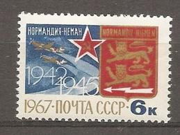 RUSSIE - Yv PA   N° 123  ** MNH  Normandie-Niémen   Cote  0,7  Euro  TBE 2 Scans - 1923-1991 UdSSR