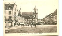 57* ST AVOLD Place De La Victoire - Saint-Avold