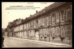 51 - Sainte Menehould 72 La Gendarmerie Ancienne Poste Royale Poursuite De Louis XiV Arrestation Varennes #1781 - Sainte-Menehould