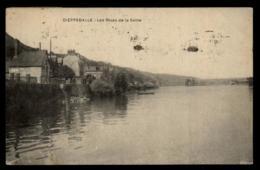76 - Saint-Vaast-Dieppedalle DIEPPEDALLE - Les Rives De La Seine Ourville-en-Caux  #2962 - Saint Valery En Caux