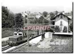 CPM Valeyres-sous Montagny 12.6.1965.  Photo J-L Rochaix - Trains