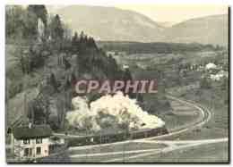 CPM Vapeur-Crois � Valeyres-sous-Mntagny 1930. Photo Cornu - Trains