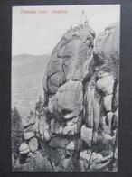 AK FRIEDLAND Frydlantske Cimburi Felsen Isergebirge Reichenberg Ca.1910  ///  K1728 - Tschechische Republik