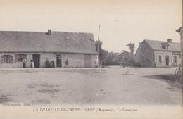 LA CHAPELLE DU CHENE LOIRON   Le Carrefour - Altri Comuni