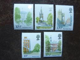 1980  London Landmark  SG = 1120 / 1124  **  MNH - 1952-.... (Elizabeth II)