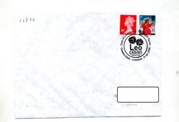Lettre Cachet Liverpool Casino Leo Theme Dé - Machine Stamps (ATM)