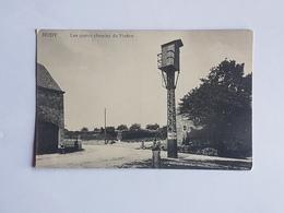 43548 =  Hody  Les  Quatre Chemins Du,Vinâve - Anthisnes