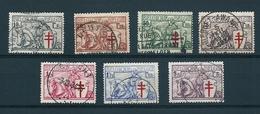 [2068] Zegels 394 - 400 Gestempeld - Used Stamps