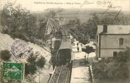 TAURIAC Le Viaduc Du VIAUR  Halte Et Viaduc - France