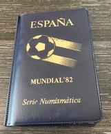 Coffret Pièces PESETAS Espagne Coupe Du Monde 1982 - FDC - España