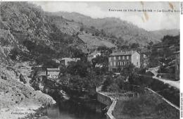 Non Classés. Le Gouffre Noir Dans Les Environs De Vals Les Bains. - France