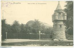 Bruxelles 1903; Dans Le Parc Du Cinquantenaire - Voyagé. (Nels - Bruxelles) - Forests, Parks
