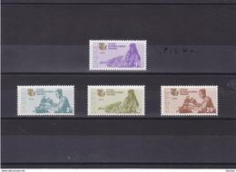 MALTE 1975 Année Internationale De La Femme Yvert 503-506 NEUF** MNH - Malta