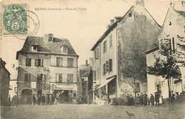 RIGNAC Place De L'église - France