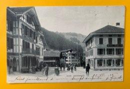 12250 - Zweisimmen - BE Bern