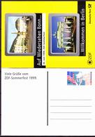 Deutschland Gernany Allemagne - Deutsche Post - ZDF Sommerfest 1999 - Ungelaufen - [7] République Fédérale