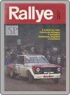 Portugal 1983 Rallye Carros Cars Voitures Autos Walter Rohrl E Ari Vatanen Audi Quattro Ford Fiat Abarth Talbot Datsun - Books, Magazines, Comics
