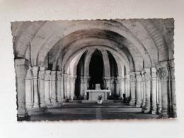 Eglse St Eutrope La Crypte - Saintes