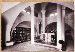 X13295 CALANQUES Des ISSAMBRES Intérieur Eglise Du Village Provençal 1950s Photographie-Véritable SEPT 45-117 - France
