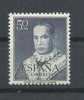 ESPAÑA  EDIFIL  1102   MNH  ** - 1951-60 Neufs