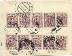"""SH 0464. N° 161 (10) S/Lettre 17.XI.20 V. Margaretenbad - Marque De Censure + TAXE """"T"""" En Vi. TB - 1919-1939 République"""