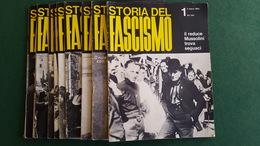 STORIA DEL FASCISMO 12 Premiers Numéros Parus En 1964 - Guerre 1914-18