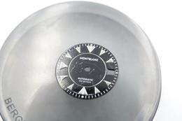 Watches PARTS : DIAL MONTBLANC MEISTERSTUCK AUTOMATIC 7035 ** - Color : Black - Original Vintage - Genuine Parts -swiss - Jewels & Clocks