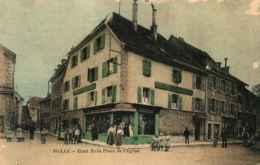 90 - DELLE - Haut Rhin - Place De L'Eglise - Delle