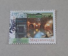 N° 4472       Bains Kiraly  -  Budapest - Ungarn