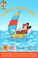CPM - WALT DISNEY - MICKEY ... - Edition Carte Pub - Otros