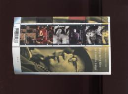 Belgie Blok Feuillet BL145 Plaatnummer 3 Belgische Film Delvaux Hansel Kumel Storck Dardenne Brothers Cinema - Blocks & Sheetlets 1962-....