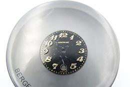 Watches PARTS : DIAL MONTBLANC MEISTERSTUCK 7042 ** - Color : Black - Original Vintage - Genuine Parts - Swiss Made - Jewels & Clocks
