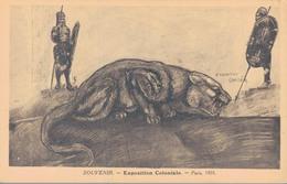 75 - PARIS / EXPOSITION COLONIALE 1931 Par FRANCINE CARTIER - Exhibitions