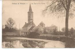 Château De Waleffes--La Tour Et La Ferme - Faimes