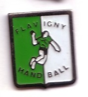 AA363 Pin's HANDBALL FLAVIGNY Meurthe Moselle Achat Immédiat - Handball