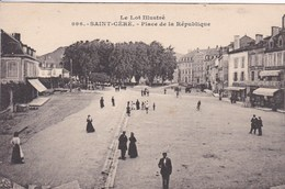 46 SAINT CERE Place De La République - Saint-Céré