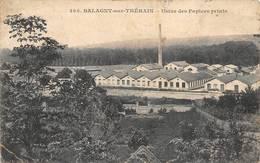 Balagny Sur Thérain Canton Neuilly En Thelle Usine Papiers Peints - Autres Communes