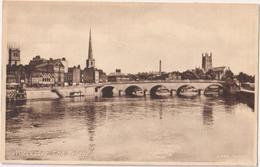 Worcester - The Bridge - Worcester