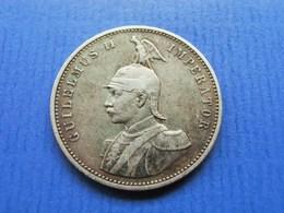 DOA > Deutsch Ostafrika 1 Rupie 1892 Jaeger.713  Wilhelm II (1888-1918) - Afrique De L'Allemagne De L'Est