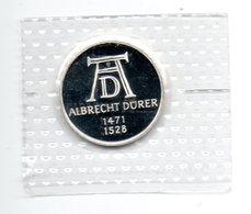 DUITSLAND 5 MARK 1971 D ZILVER PROOF ALBRECHT DURER - [ 7] 1949-…: BRD