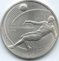 Hungary - Republic - 2000 Forint - 2018 FIFA World Cup - Hungary