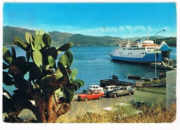 SCH-1041  PORTOFERRAIO : Habour With Ferryboat ( Express-ferry-Elba-Prima ) - Ferries