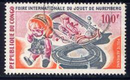 CONGO  - A85° - FOIRE INTERNATIONALE DU JOUET - Usati