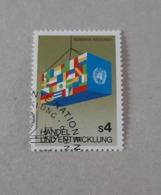 N° 34       Commerce Et Développement - Oblitérés