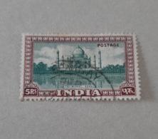 N° 20       Taj Mahal  -  Agra - Gebraucht