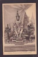 CPA SIAM Thaïlande Asie Circulé Royalty Roi Voir Scan Du Dos - Thaïlande